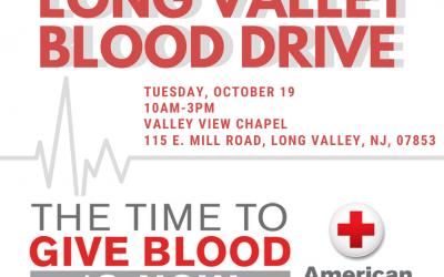 LVJWC Sponsors Red Cross Blood Drive