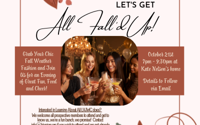 You're Invited to Our Fall Social!